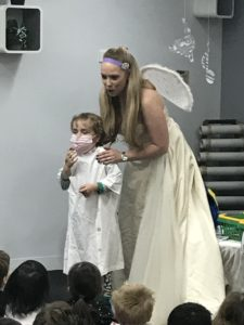 Tooth Fairy Visit