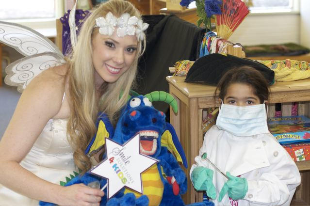 School Tooth Fairy Visit
