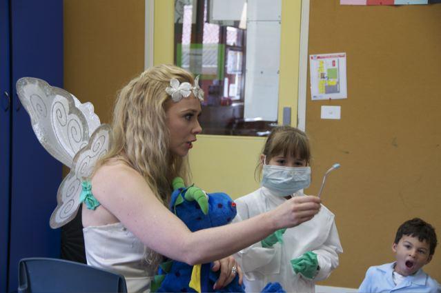 making oral health fun