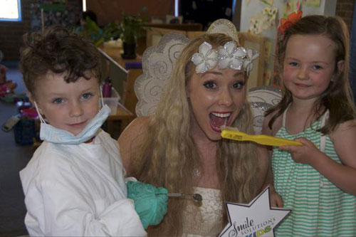 kinder Tooth Fairy incursion